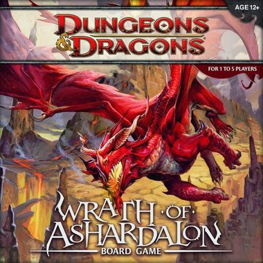 Dungeons & Dragons: Wrath of Ashardalon Board Game