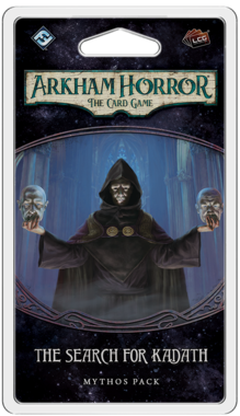 Arkham Horror: The Card Game – The Search for Kadath