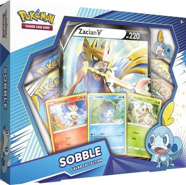 Pokémon: Galar Collection (Sobble)