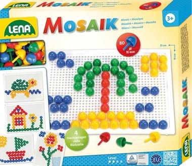 Mozaïek Set 80 stuks - 15mm