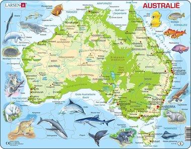 Puzzel LARSEN: Australië (65)