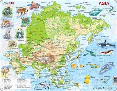 Puzzel LARSEN: Azië (63)