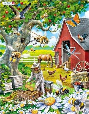 Puzzel LARSEN: De imker en de bijen (53)