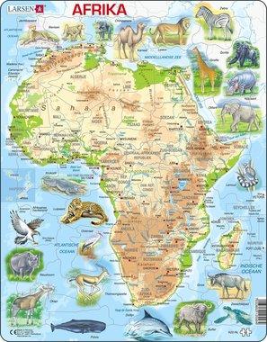 Puzzel LARSEN: Afrika (63)
