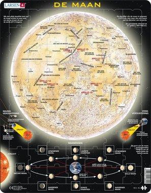 Puzzel LARSEN: De Maan (70)