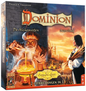 [PREORDER] Dominion: Alchemisten & Overvloed