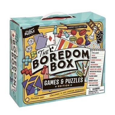 The Boredom Box