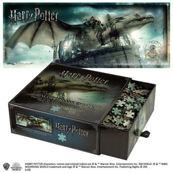 Harry Potter: Gringotts Bank Escape - Premium Quality Oversized Puzzle (1000)