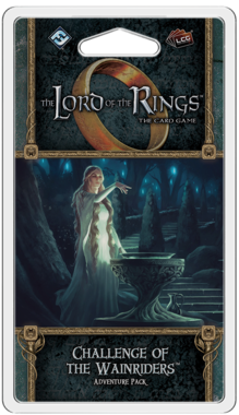 [PRE-ORDER] The Lord of the Rings: The Card Game – Challenge of the Wainriders