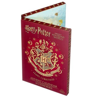 Harry Potter Advent Calendar - Accessories