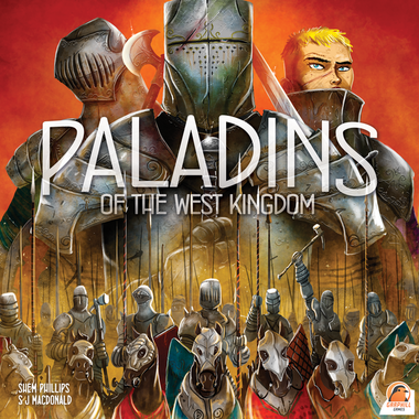 Paladins of the West Kingdom [KICKSTARTER VERSIE]