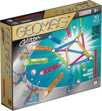 Geomag Color Glitter (30-delig)