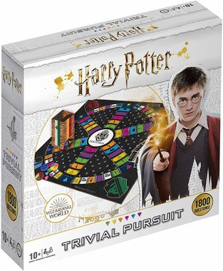Trivial Pursuit: World of Harry Potter – Ultimate Edition [ENG]