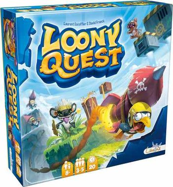 Loony Quest [ENG]