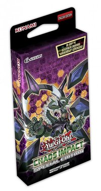 Yu-Gi-Oh! Chaos Impact (Special Edition)