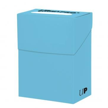 Ultra Pro Deck Box (Light Blue)