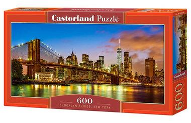 Brooklyn Bridge, New York - Puzzel (600)