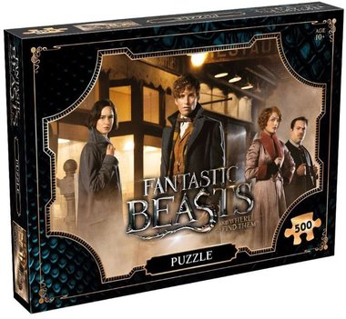 Fantastic Beasts and Where to Find Them - Puzzel (500)