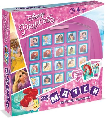 Top Trumps Match: Disney Princess