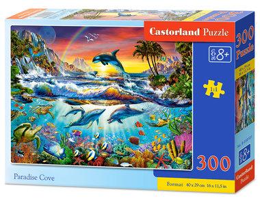 Paradise Cove - Puzzel (300)