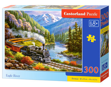 Eagle River - Puzzel (300)