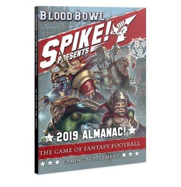 The 2019 Blood Bowl Almanac