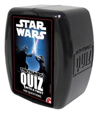 Top Trumps Quiz: Star Wars