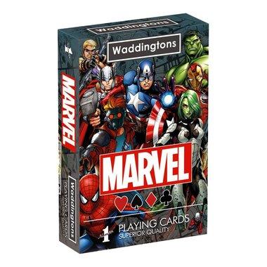 Speelkaarten Marvel