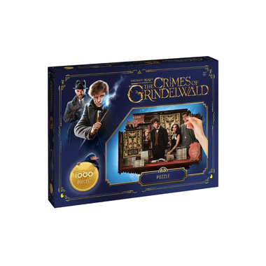 Fantastic Beasts: The Crimes of Grindelwald - Puzzel (1000)