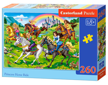 Princess Horse Ride - Puzzel (260)