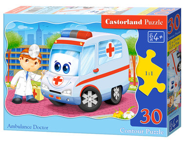 Ambulance Doctor - Puzzel (30)