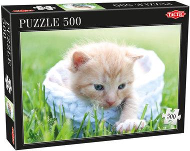 Cats - Puzzel (500)
