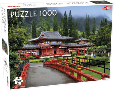 Byodo-In Temple - Puzzel (1000)