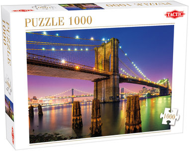 Bridge over East River - Puzzel (1000)