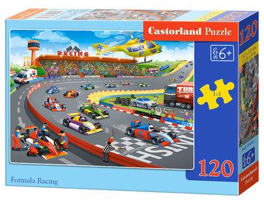 Formula Racing - Puzzel (120)
