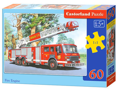 Fire Engine - Puzzel (60)