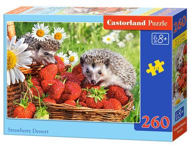 Strawberry Dessert - Puzzel (260)