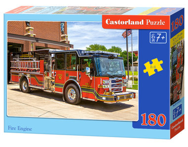 Fire Engine - Puzzel (180)
