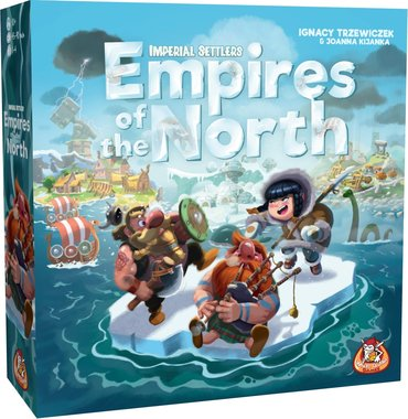 Imperial Settlers: Empires of the North [NL]