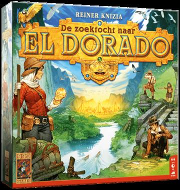 [PREORDER] De Zoektocht naar El Dorado [NL]