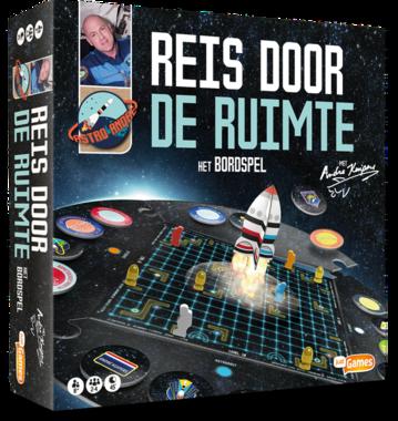 Reis door de ruimte met Andre Kuipers: Het Bordspel