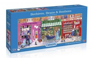 Beehives, Beans & Bonbons - Puzzel (636)