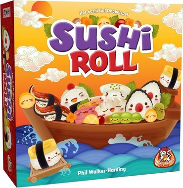 [PREORDER] Sushi Roll