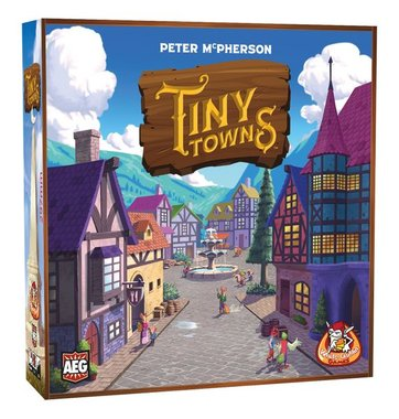 [PREORDER] Tiny Towns [NL]