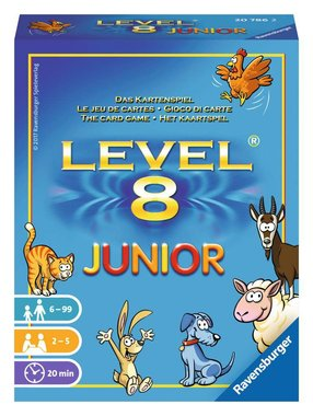 Level 8: Junior