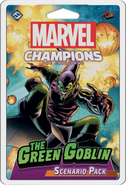 Marvel Champions: The Card Game - The Green Goblin