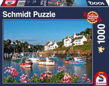 Zomer op het water - Puzzel (1000)