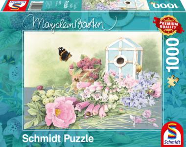 Zomerhuisje (Marjolein Bastin) - Puzzel (1000)