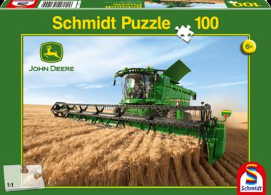 John Deere - Puzzel (100)