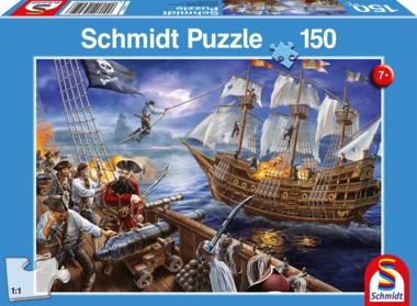 Avontuur met de Piraten - Puzzel (150)